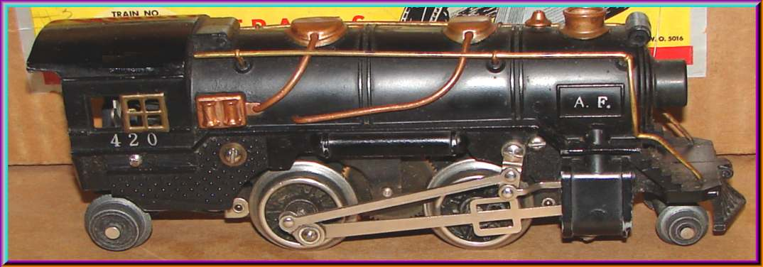 NO 420 LOCOMOTIVE